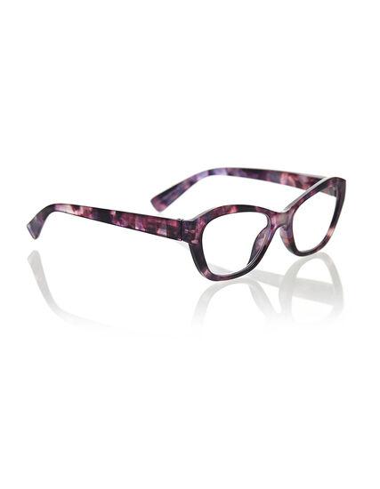 Purple Ombre Reader, Purple, hi-res