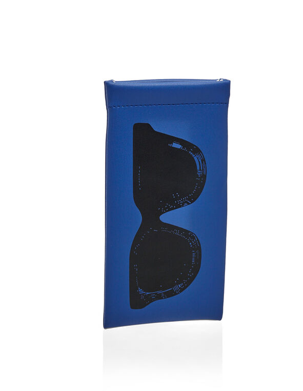 Cobalt Sunglasses Case, Cobalt, hi-res
