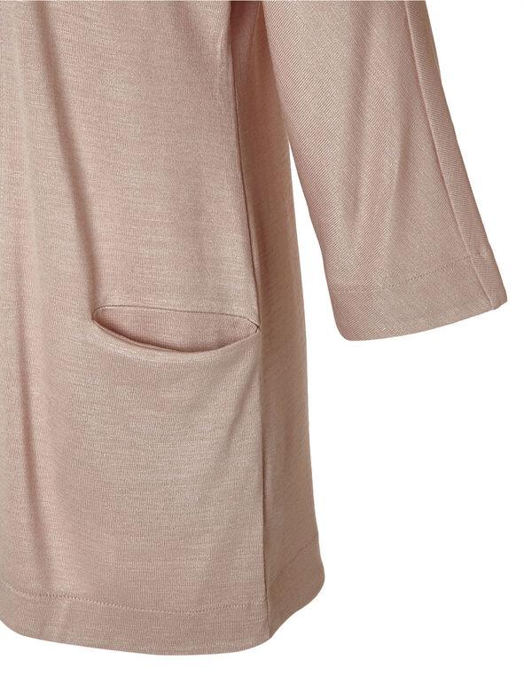 Pink Knit Hacchi Topper, Pink, hi-res