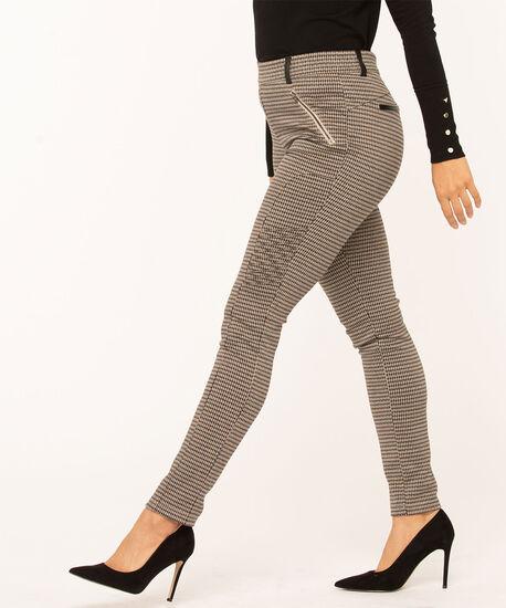 Camel Print Moto-Style Legging, Camel/Black, hi-res