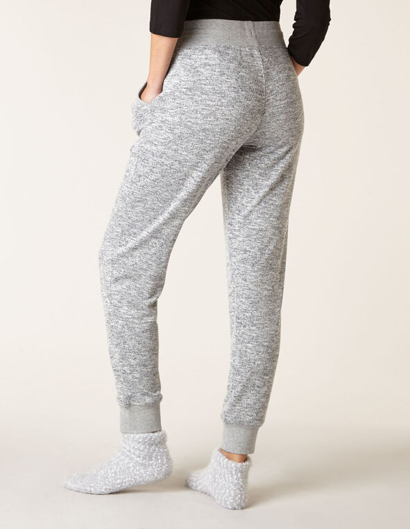Grey Mix Hacchi Jogger Pant, Grey, hi-res