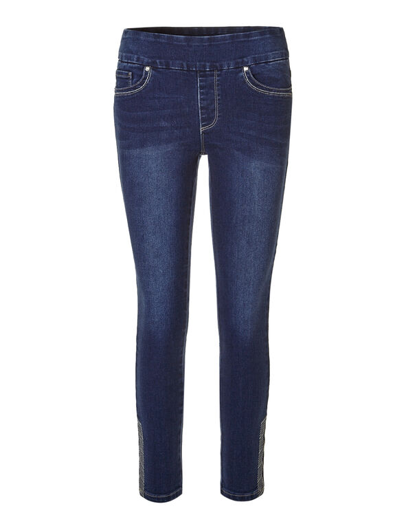 Every Body Zipper Ankle Jean, Mid Wash, hi-res