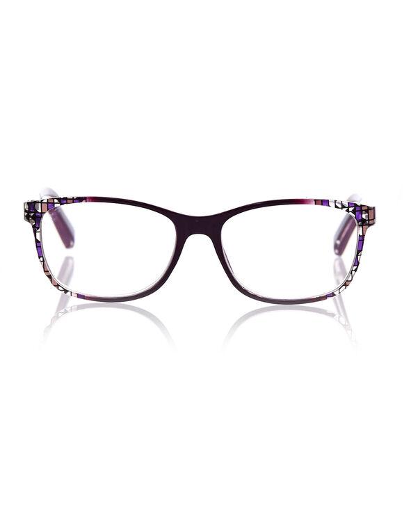 Purple Geo Reader, Purple, hi-res