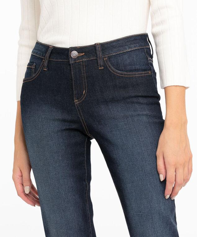 Low Impact Slim Leg Jean, Dark Wash