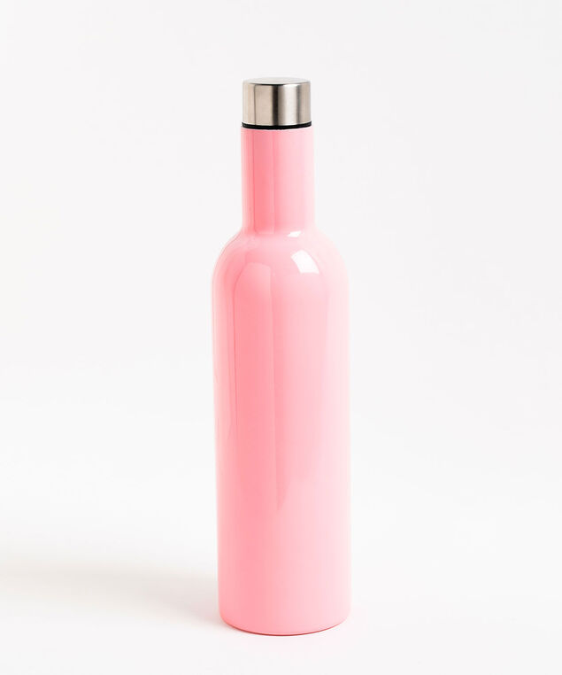 Insulated Wine Thermos, Pink