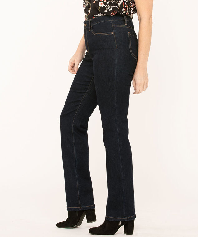 Dark Wash Straight Leg Jean, Dark Wash