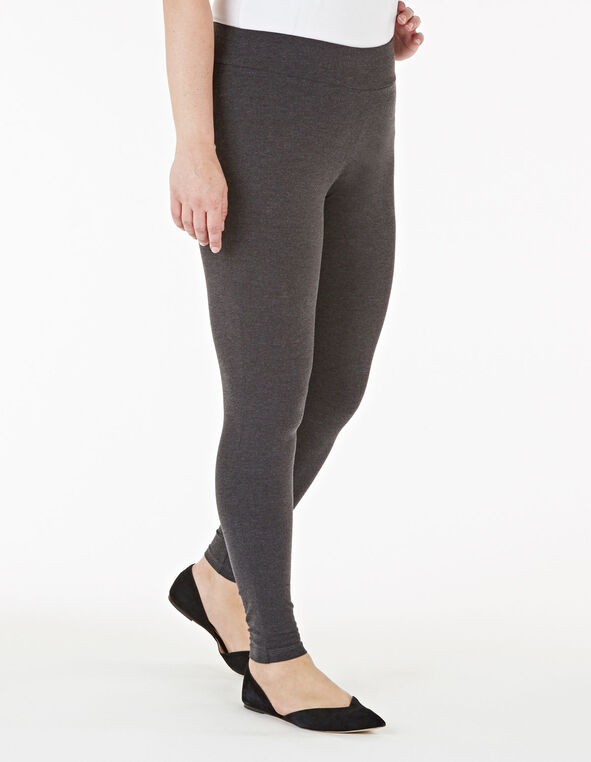 Charcoal Legging, Charcoal, hi-res