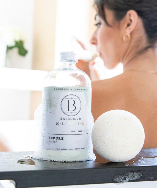 BePure Bubble Elixir, White