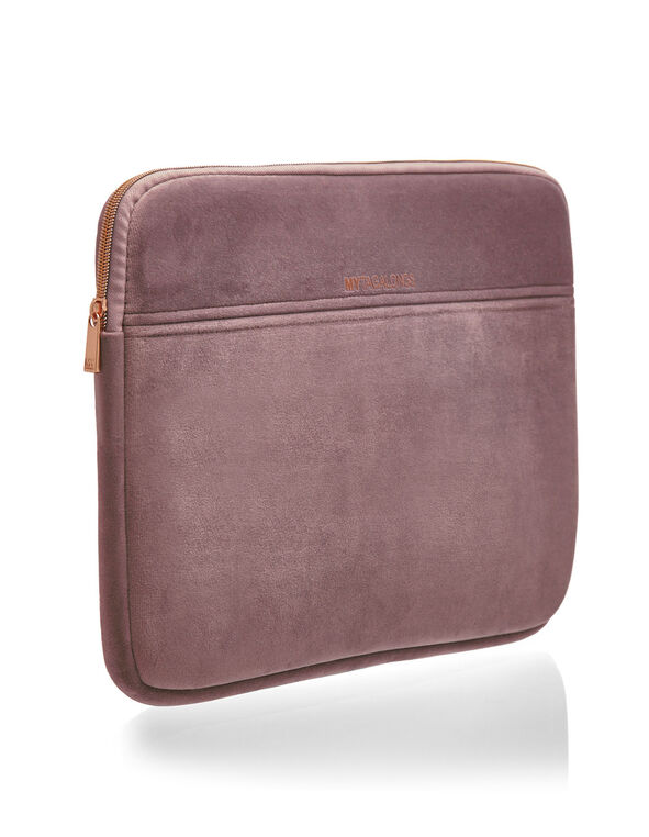 Purple Laptop Sleeve, Purple, hi-res