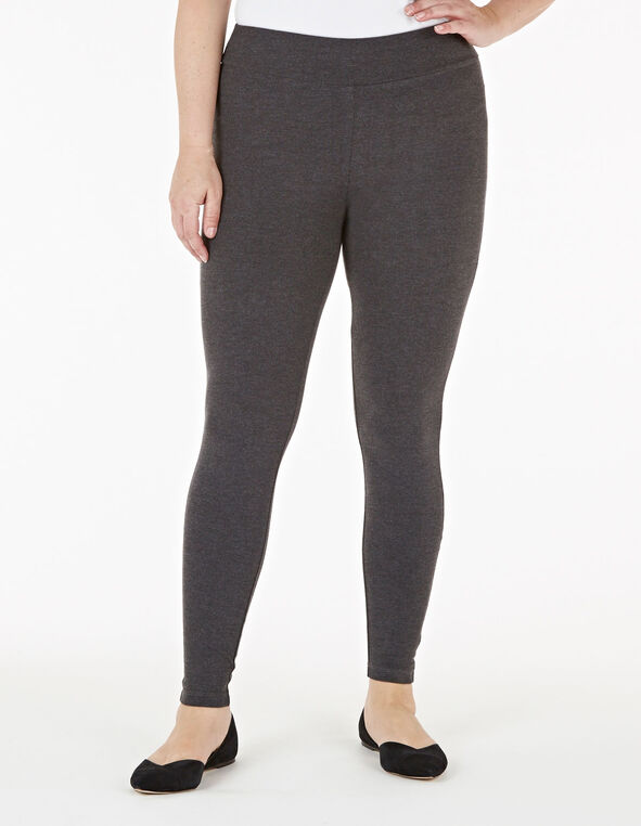Charcoal Legging, Charcoal, hi-res