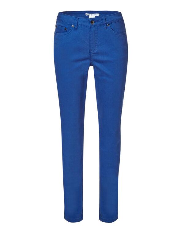 Cobalt Curvy Slim Leg Jean, Cobalt, hi-res