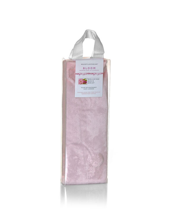 Pink Tension Relief Neck Wrap, Pink, hi-res