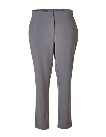 Grey On The Go Ankle Pant, Grey, hi-res