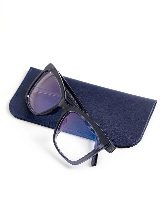 Mid Size Blue Light Reader Glasses, Blue