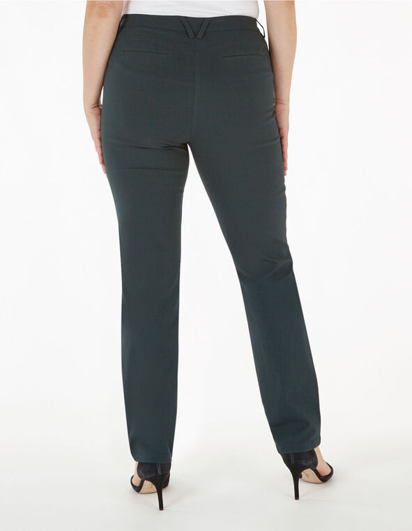 Spruce Butt Lift Slim Pant, Spruce, hi-res