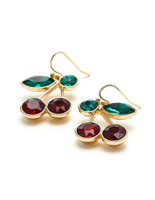 Cherry Earring, Multi, hi-res