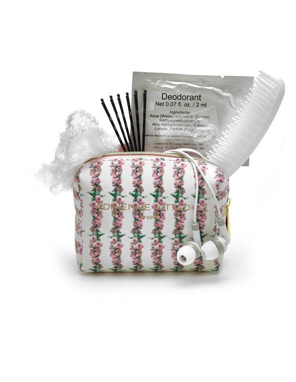Pink Floral Workout Essential Kit, Pink, hi-res