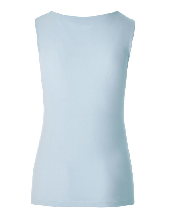 New Blue Essential Layering Top, New Blue, hi-res