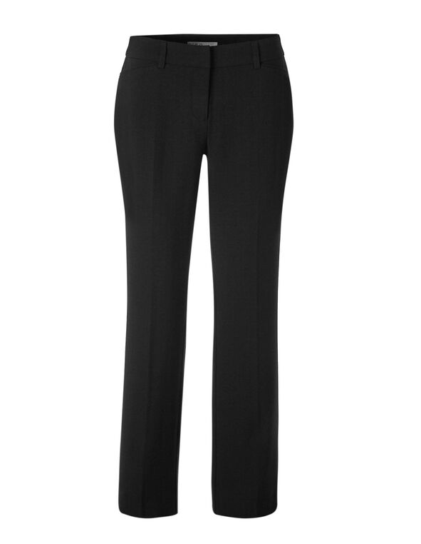 Black Favourite Trouser Pant, Black, hi-res
