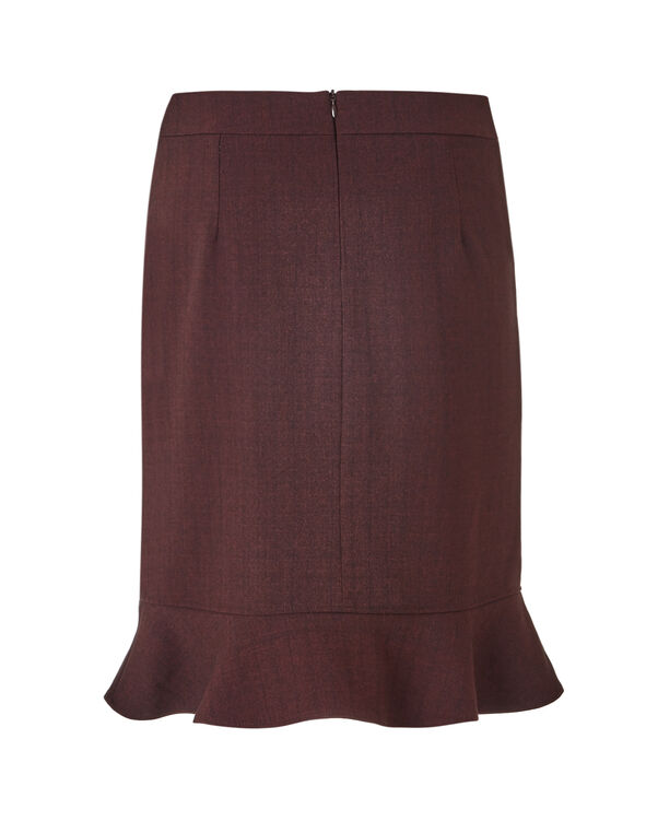 Brick Favourite Flippy Skirt, Brick, hi-res