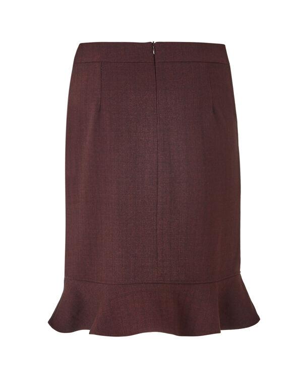 Brick Favourite Flippy Skirt, Brick, hi-res