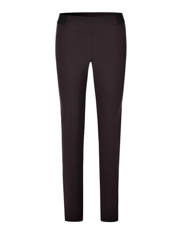 Brown X-Long Legging, Dark Brown, hi-res