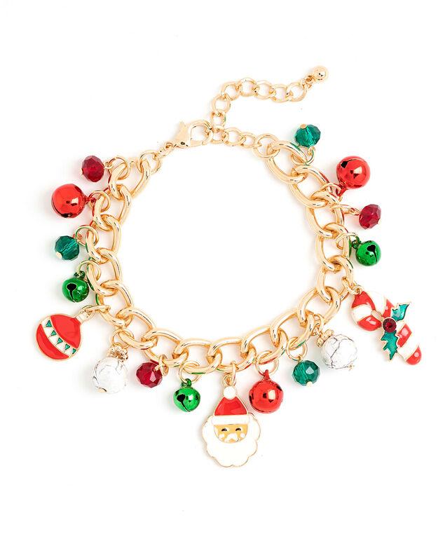 Jingle Bell Bracelet, Gold