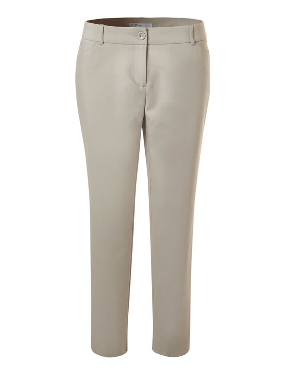 Stone Every Body Ankle Pant, Stone, hi-res