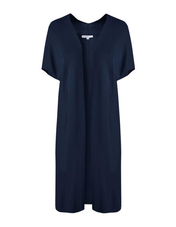 Summer Navy Cocoon Sweater, Summer Navy, hi-res