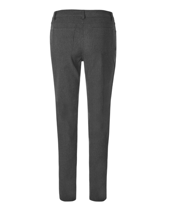 Charcoal Every Body 5 Pocket Pant, Charcoal, hi-res