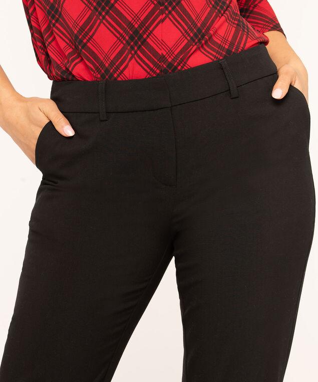 Black Trouser Pant, Black