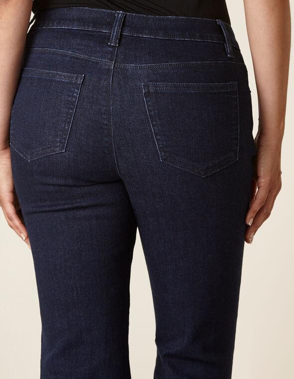 Dark Wash Bootcut Jean, Dark Wash, hi-res
