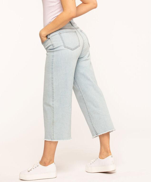 Light Wash Wide Leg Jean, Light Wash