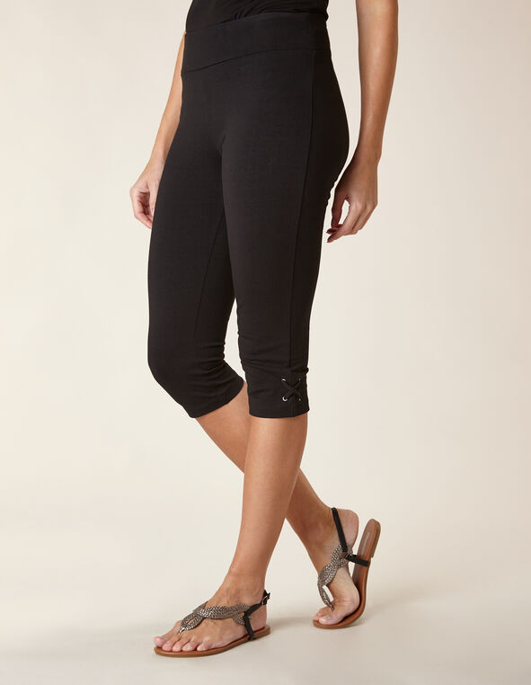 Black Skimmer Legging, Black, hi-res