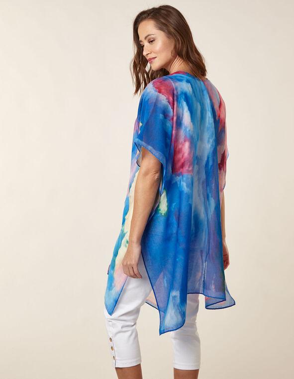 Multicolour Kimono, Multi, hi-res