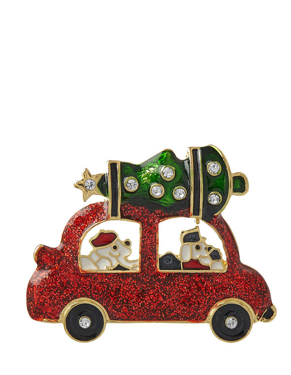 Red Dog Driving Pin, Red, hi-res