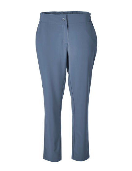 Navy On The Go Ankle Pant, Navy, hi-res