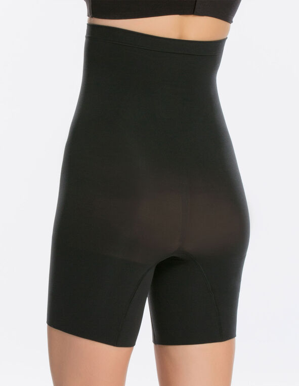 Black Spanx High Power Short, Black, hi-res