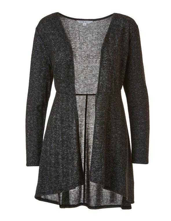 Grey Hacchi Open Style Topper, Grey, hi-res