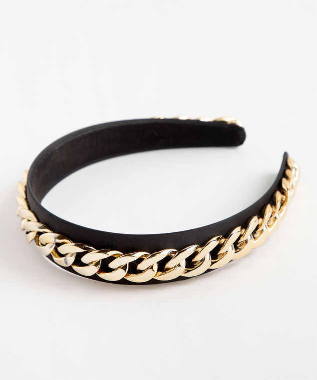 Gold Chain Headband, Gold