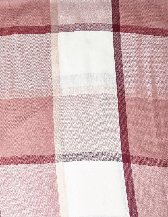Pink Pashmina Scarf, Pink, hi-res