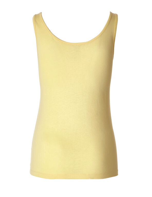 Butter Universal Layering Tank, Butter, hi-res