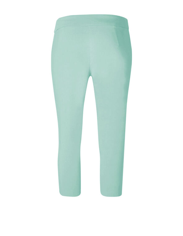 Sea Mist Capri Pull On Pant, Sea Mist, hi-res