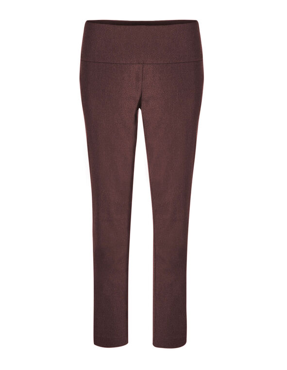Brick Slimming cleo Signature Pant ®, Brick, hi-res