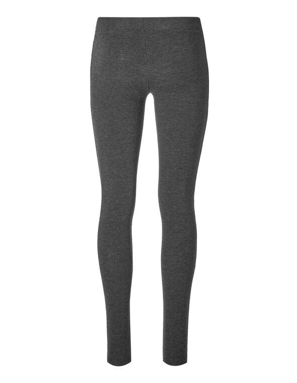 Charcoal Cozy Legging, Charcoal, hi-res