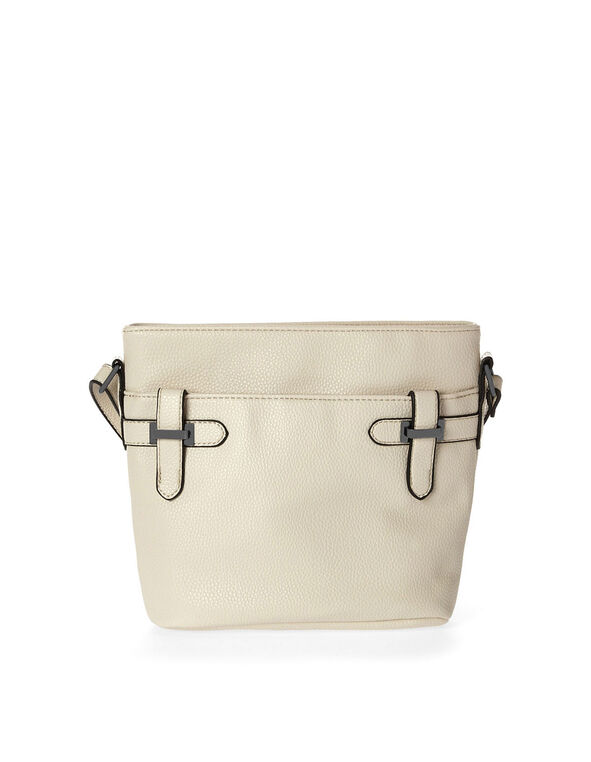 Natural Crossbody Bag, Natural, hi-res