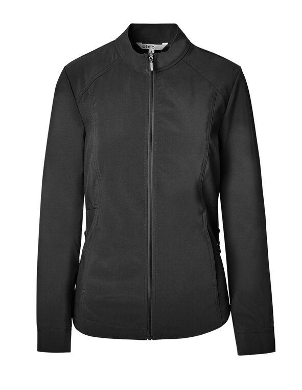 Black On The Go Jacket, Black, hi-res