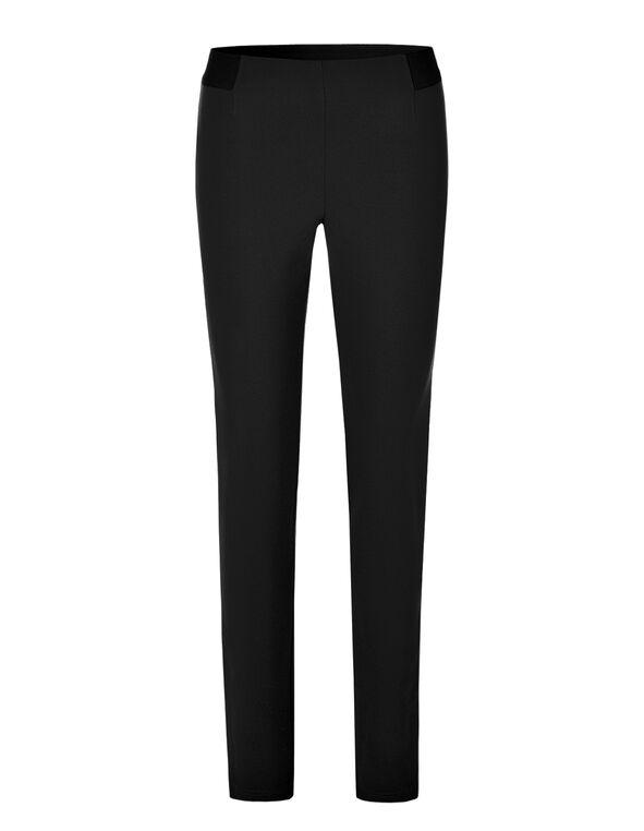Black X-Long Pull On Legging, Black, hi-res
