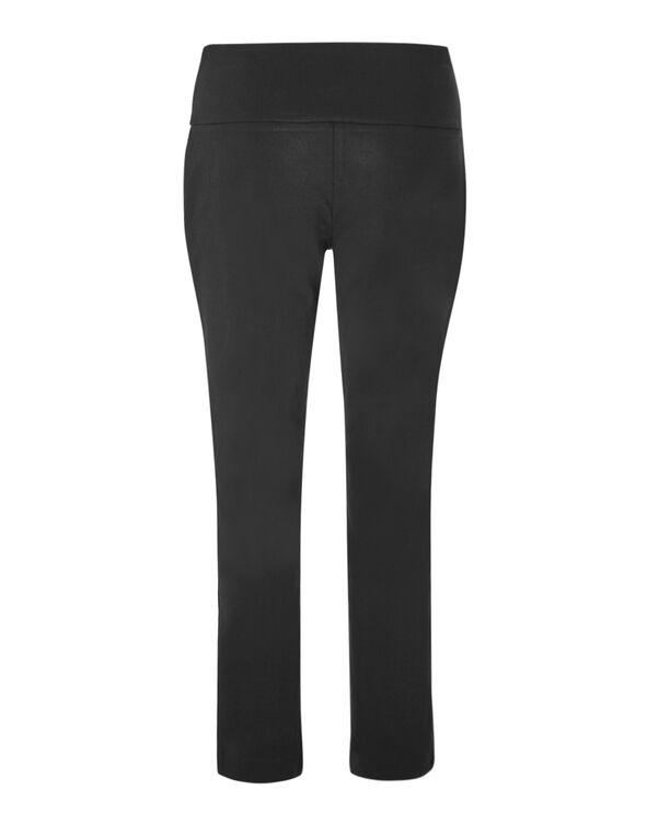 Black Slimming cleo Signature Pant ®, Black, hi-res