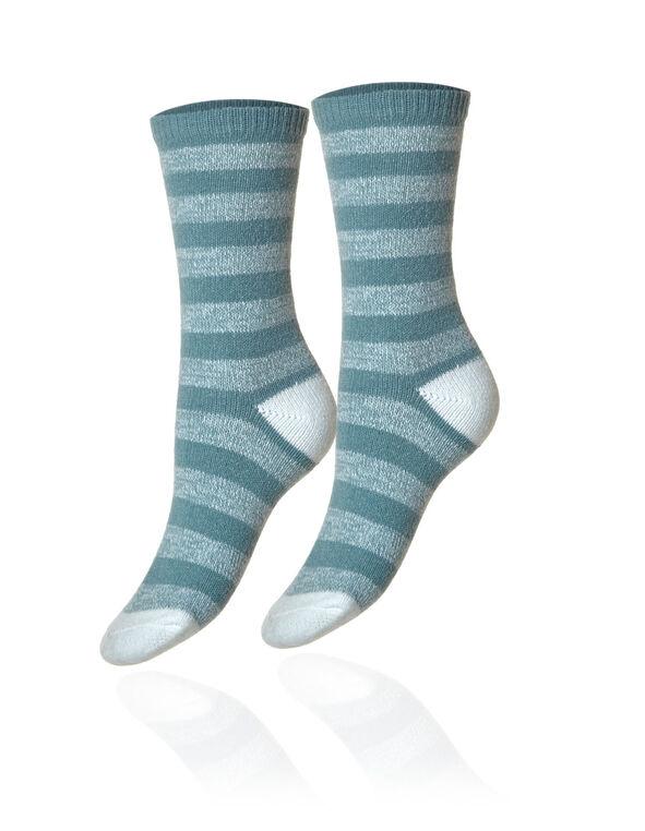 Blue & Teal Super Soft Sock Pack, Teal/Navy, hi-res
